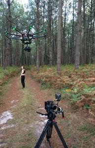 DroneContrast - Prise de vue drone & formation