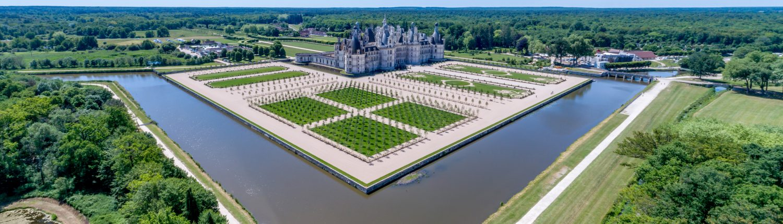 Jardins de Chambord