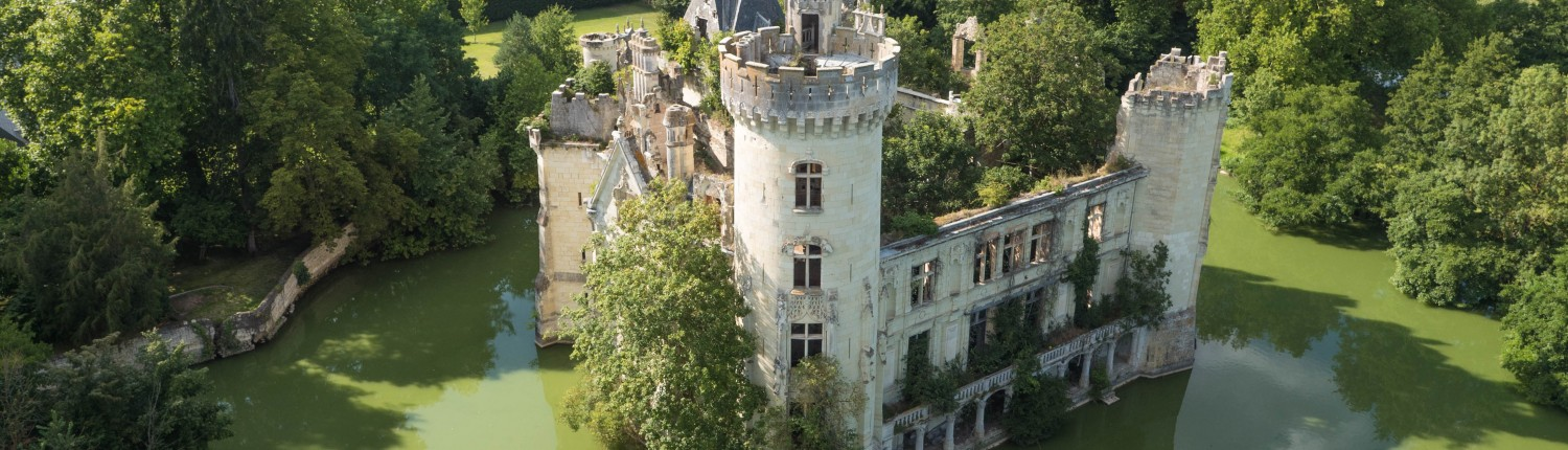 Chateau de la Mothe-Chandeniers