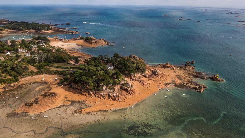 archipel de bréhat