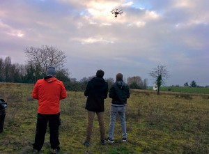 Formation cadreur drone