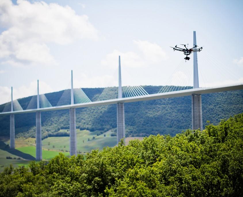prestataire de prise vue aérienne en drone