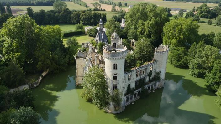 Château de la Mothe Chandenniers