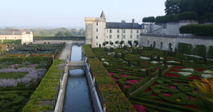 Château Villandry - DroneContrast