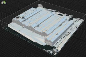 inspection orthomosaïque modélisation 3D