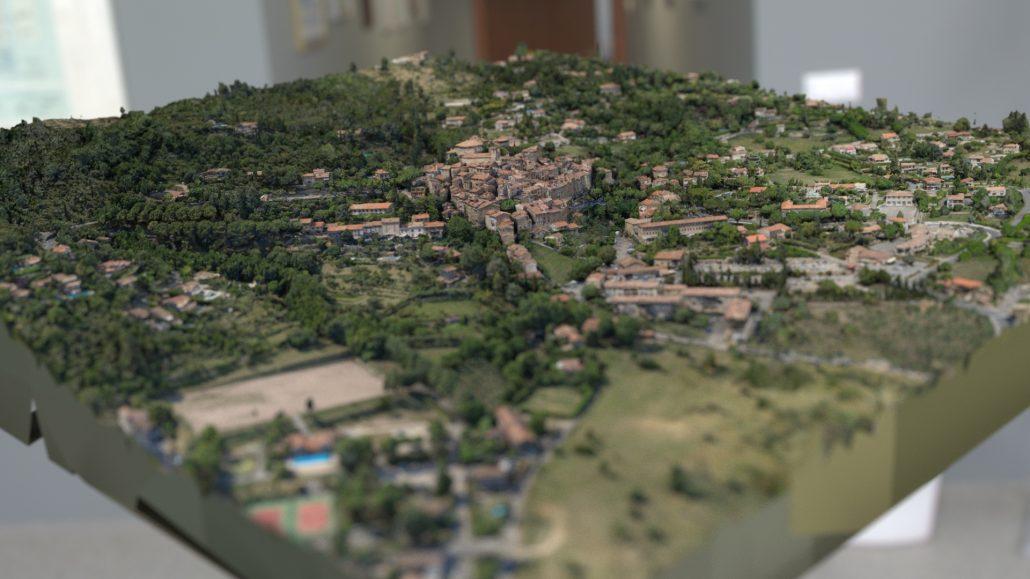 Modélisation 3D par drone